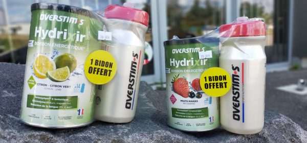Offre Boisson énergétique Hydrixir